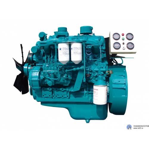 TSS Diesel TDY 40 4LE