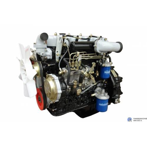TSS DIesel TDQ 20 4L (с радиатором)