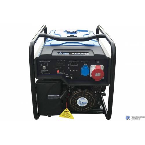 Бензогенератор TSS SGG 6000 E3