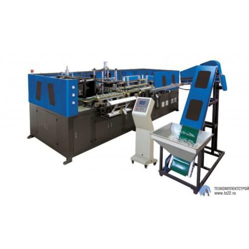 Автомат для выдува ПЭТ тары А-8000