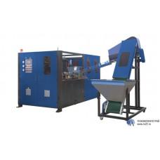 Автомат для выдува ПЭТ бутылок А-800-5