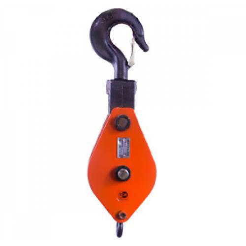 Блок монтажный с крюком TOR HQG(L) K3-20,0 Т