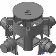 Коробка установочная КУ-2056 для заливки в бетон