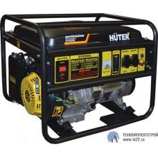 Генератор HUTER DY-6500L