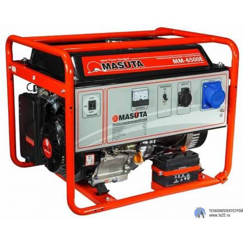 Бензогенератор генератор MASUTA ММ-6500