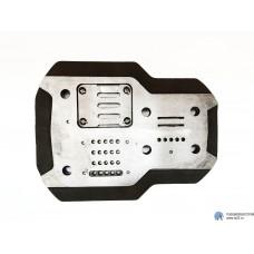 Блок клапанный левый на С416М