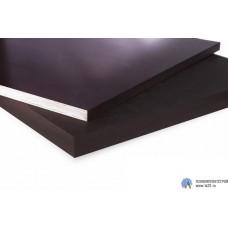 Фанера ламинированная 12мм гладкая/гладкая